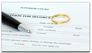 uncontested divorce